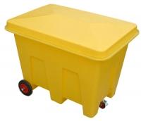 Arcón de polietileno para almacenaje en general