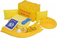 Kit de derrame químico en bolsa
