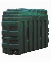 Tanque de almacenamiento de 1000 l.
